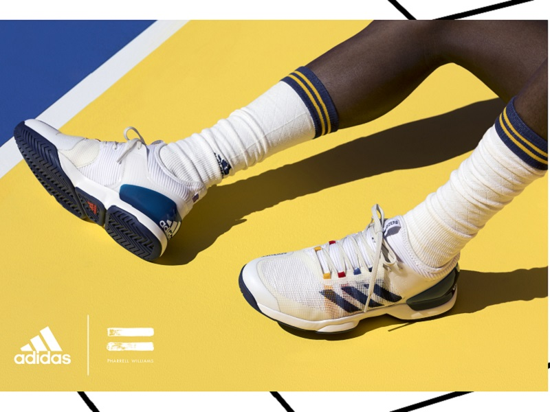 Pharrell Williams And Adidas Debut 70s Inspired Tennis Fall 17