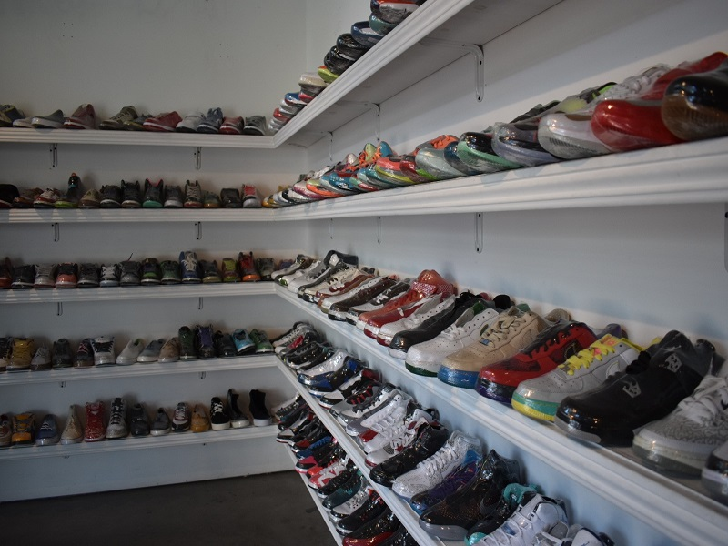 The Sneaker Culture S Strong At Rosewood San Diego Sourcing Journal