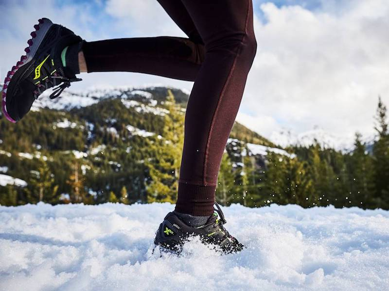 e15d53ce Saucony CEO Patrick O'Malley on Building a Winter Running Collection ...