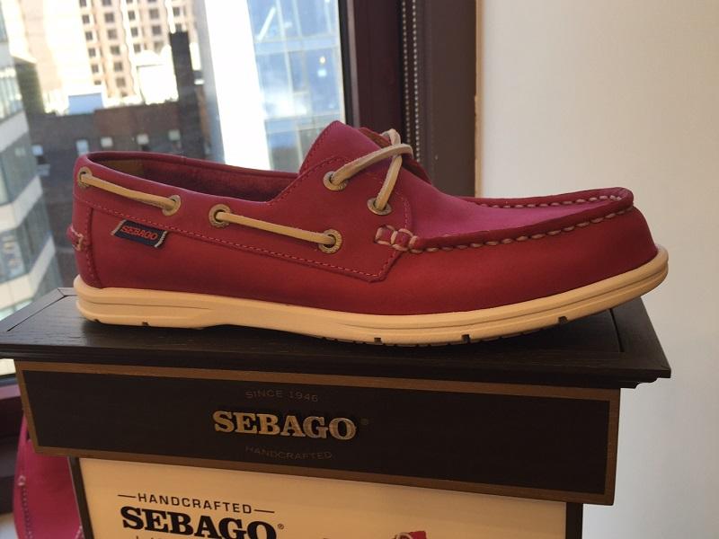 Sebago Debuts Lightweight Collection