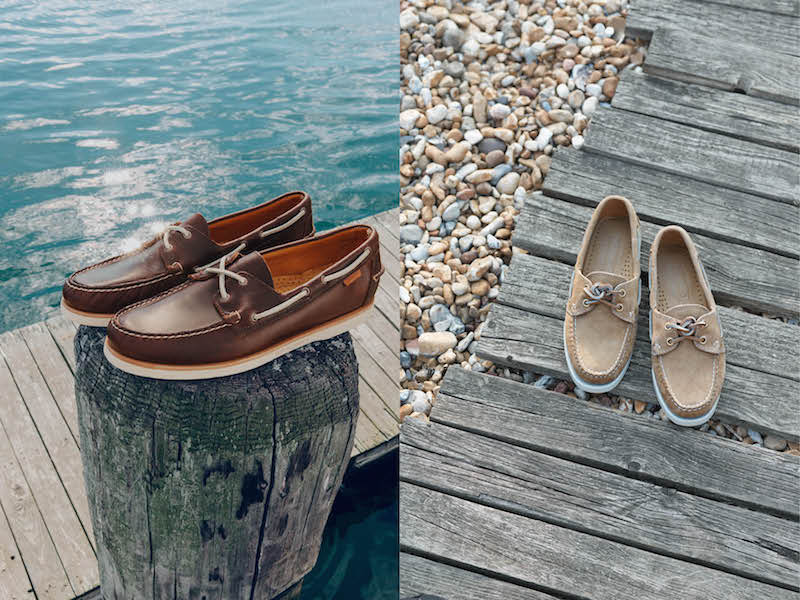 1d63c15c Like lobster, Britton stripes and charming seaside towns, Sebago and its  line of heritage loafers and boat shoes that date back to 1946, have become  symbols ...