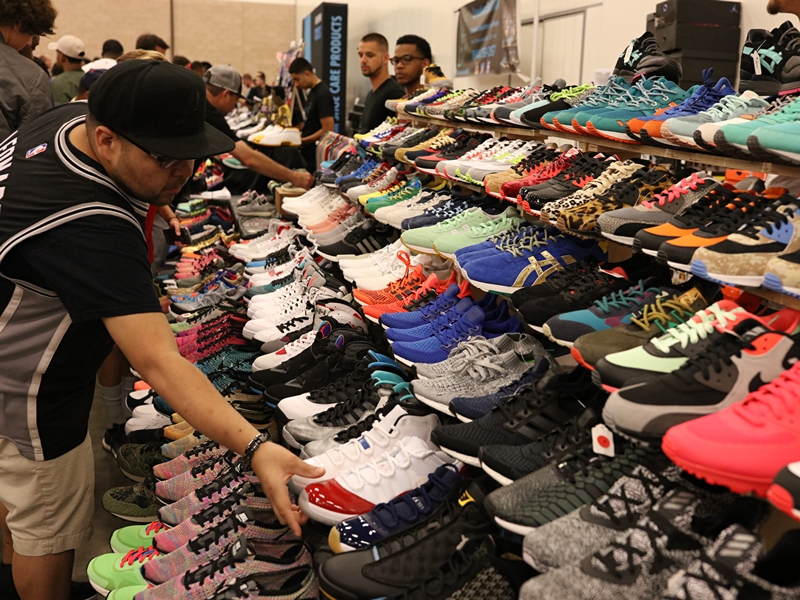 Sneakerheads to Gather at Sneaker Con