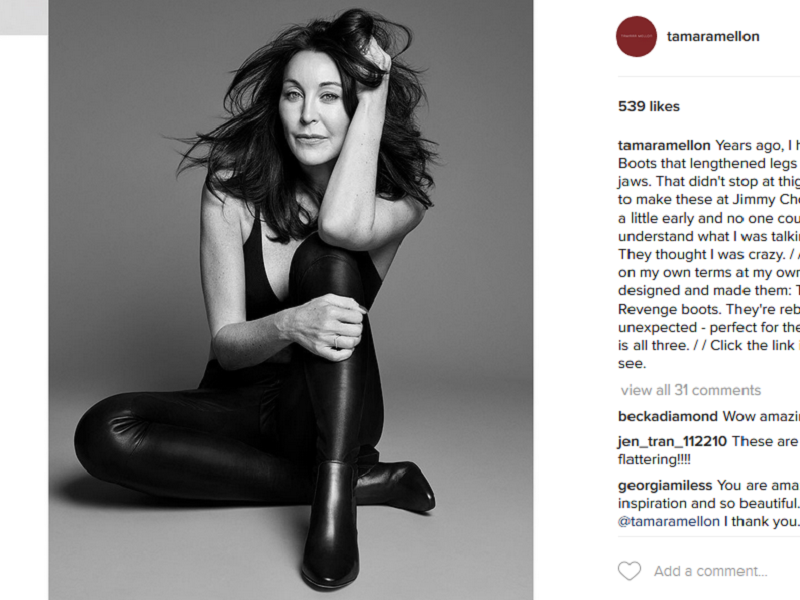 f8ef4d5233c Tamara Mellon Focuses on US Direct-to-Consumer Business – Sourcing ...