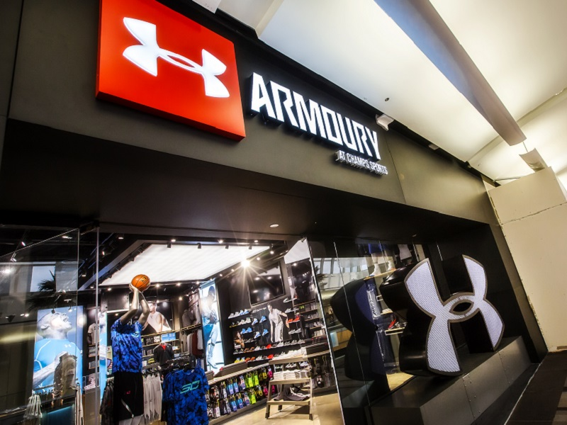 Champs Sports \u0026 Under Armour Open