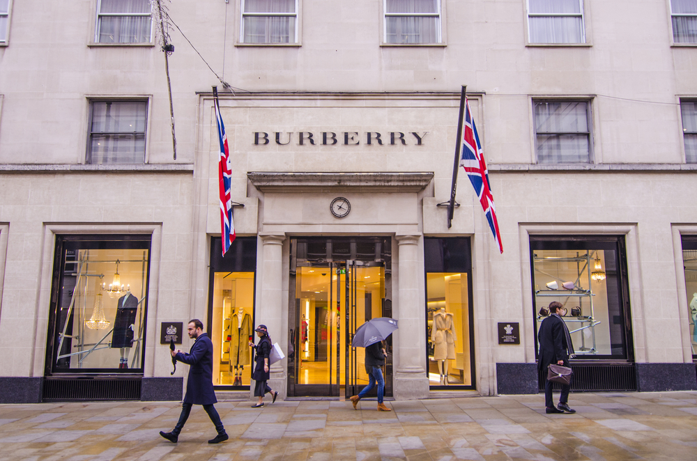 Burberry, executive moves