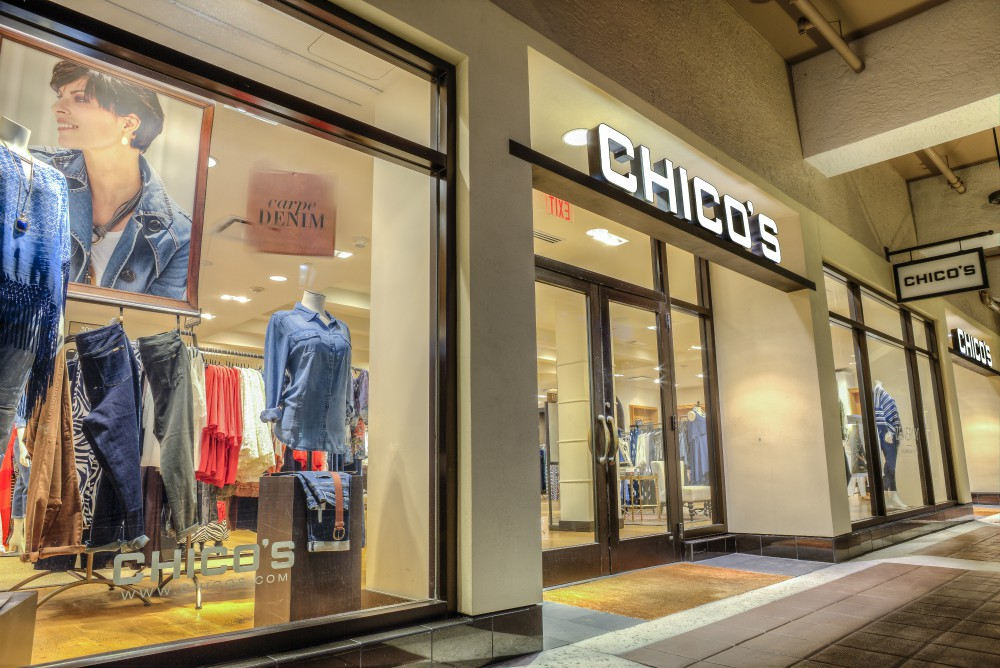 Chico's looks to Amazon to drum up new customers and jumpstart sales.