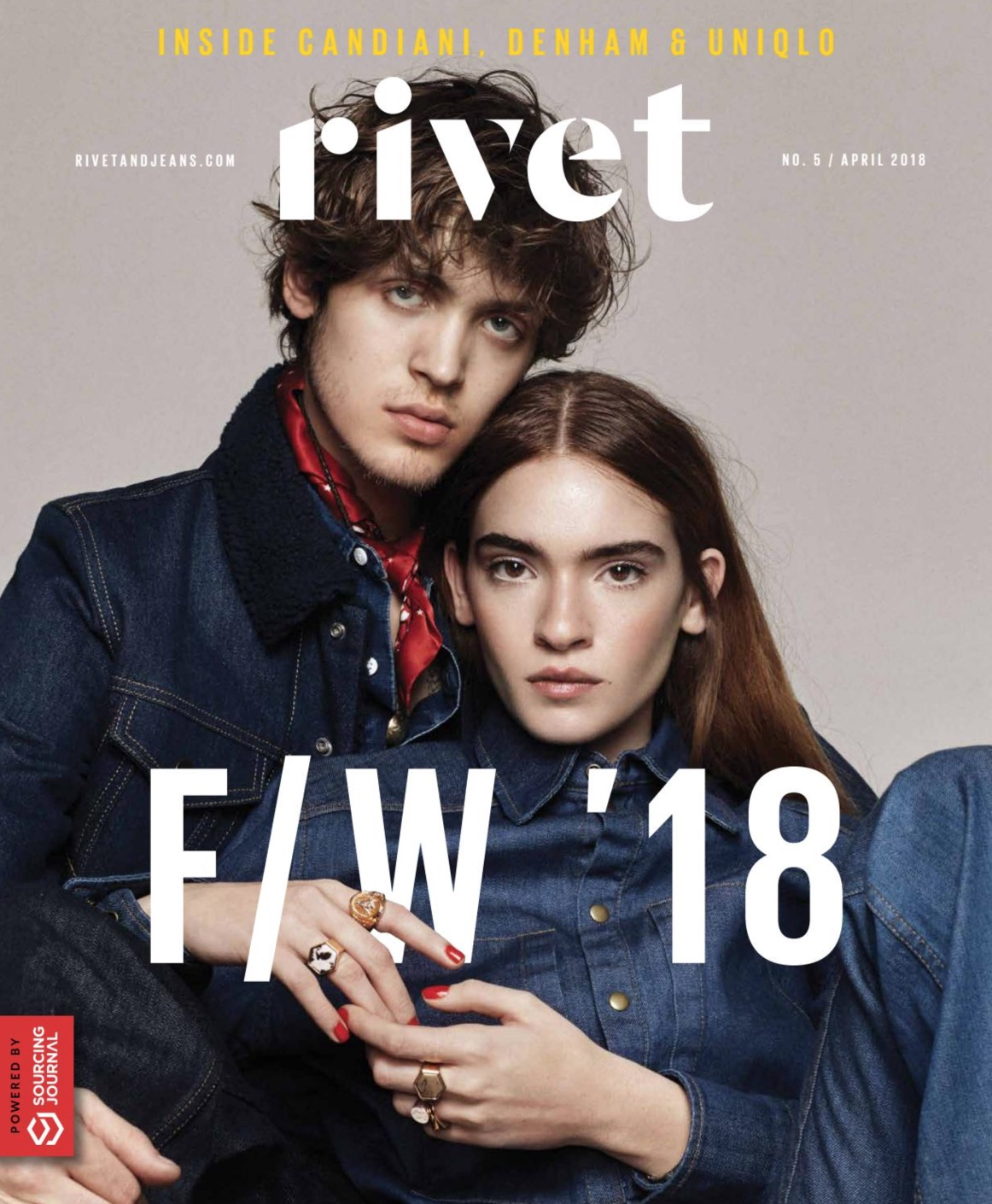 Inside The Latest Issue Of Rivet Sourcing Journal