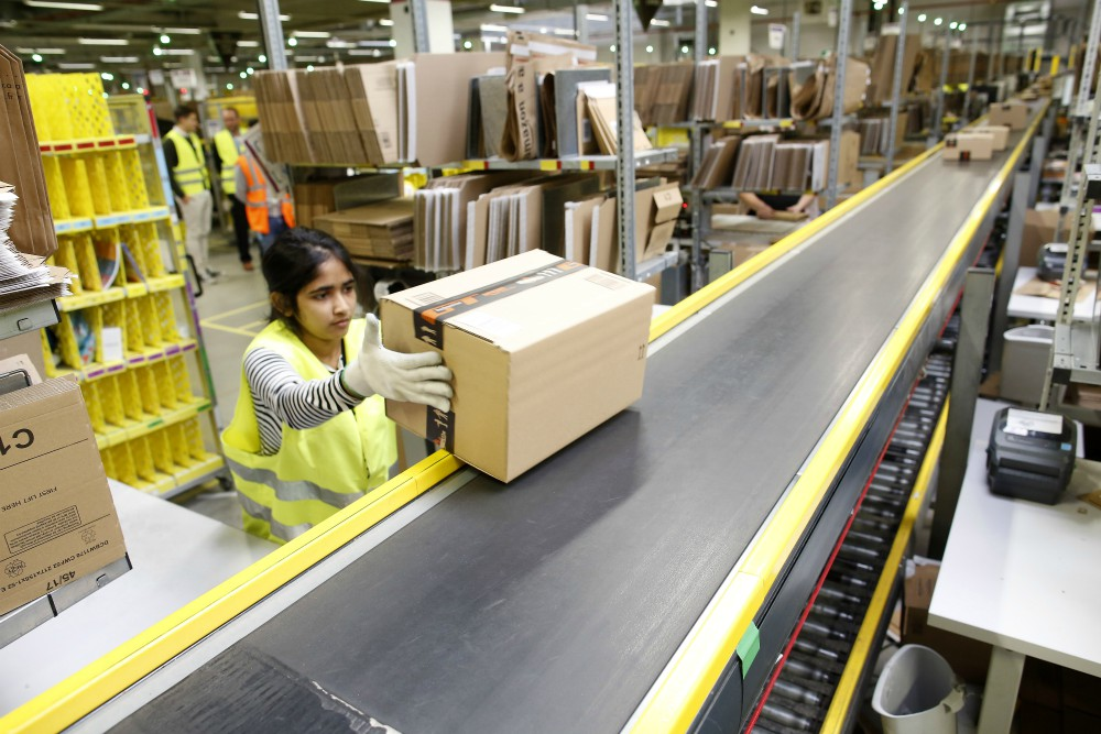 Amazon is under fire for unsafe warehouse conditions.