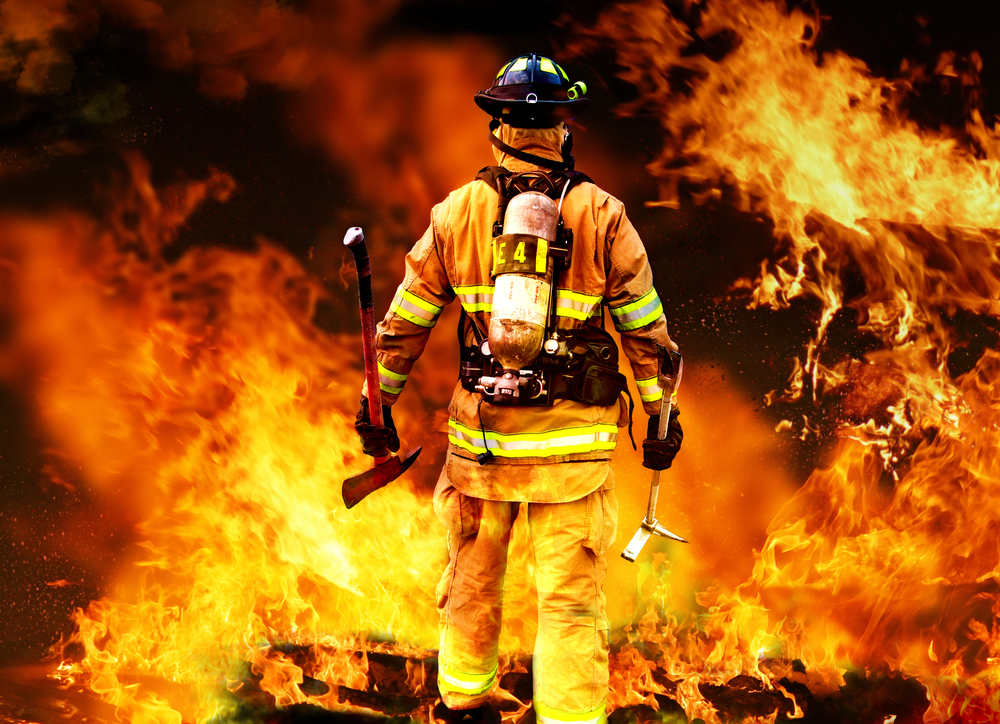 One of Nike's patents could yield garments fit for a firefighter.