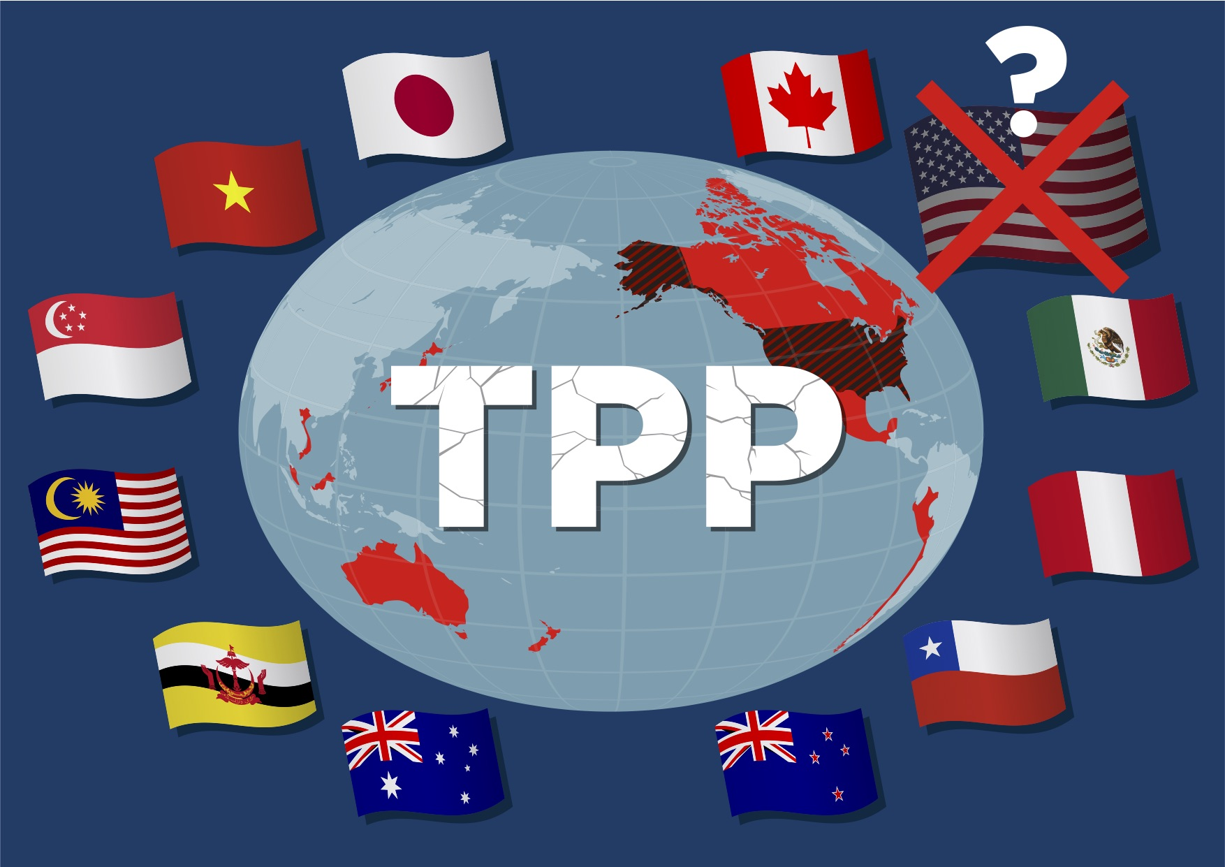 Trans pacific trade treaty-1905