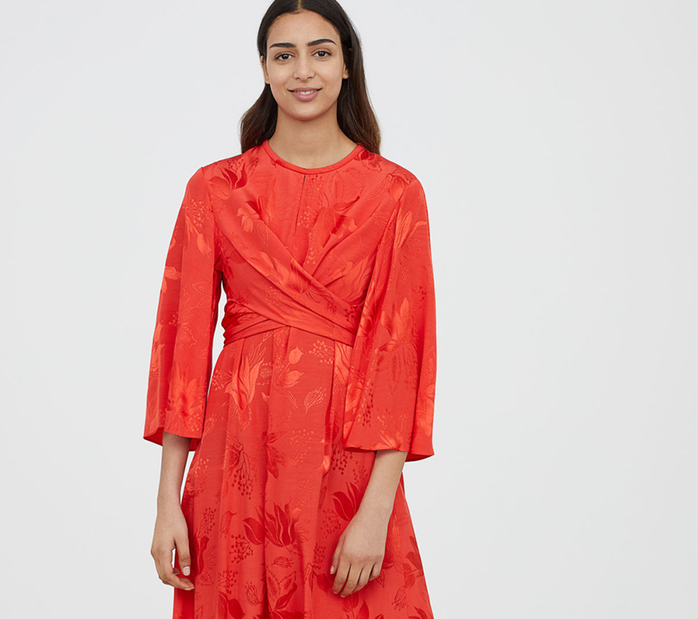 H&M, modest apparel