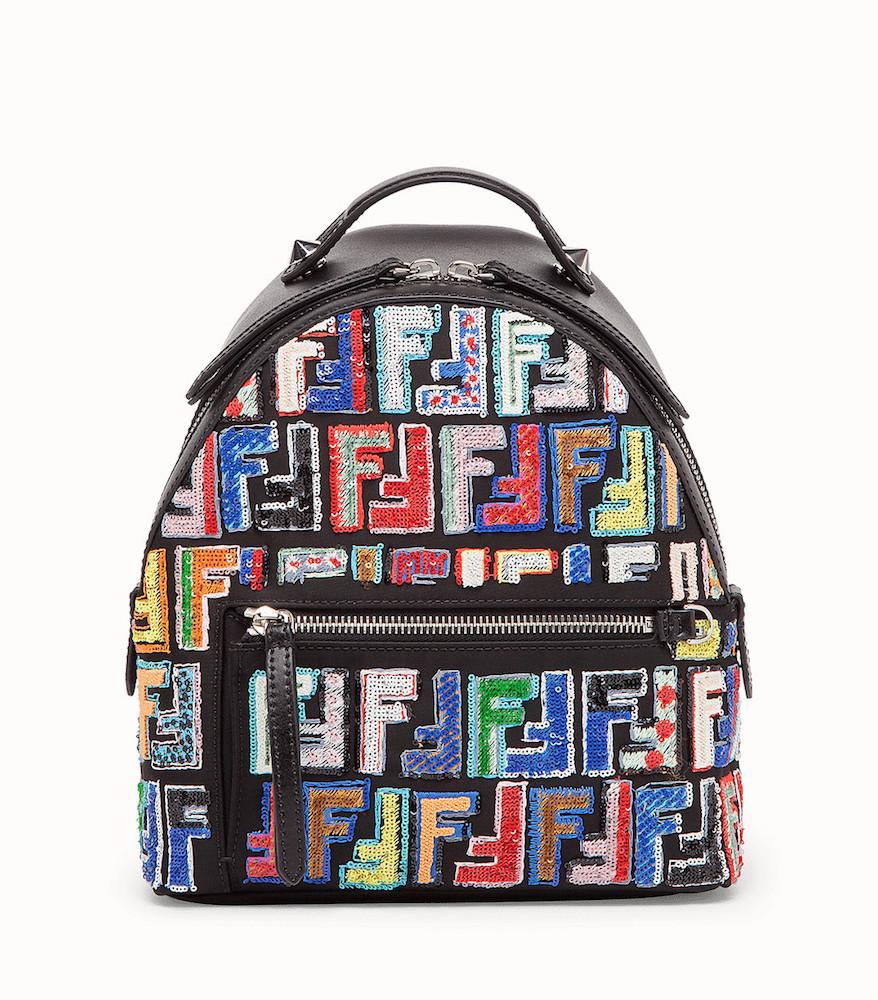 Fendi mini backpack