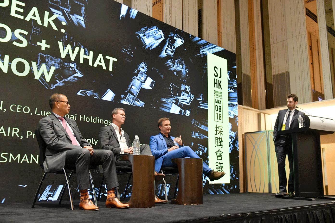 Sourcing Summit Hong Kong