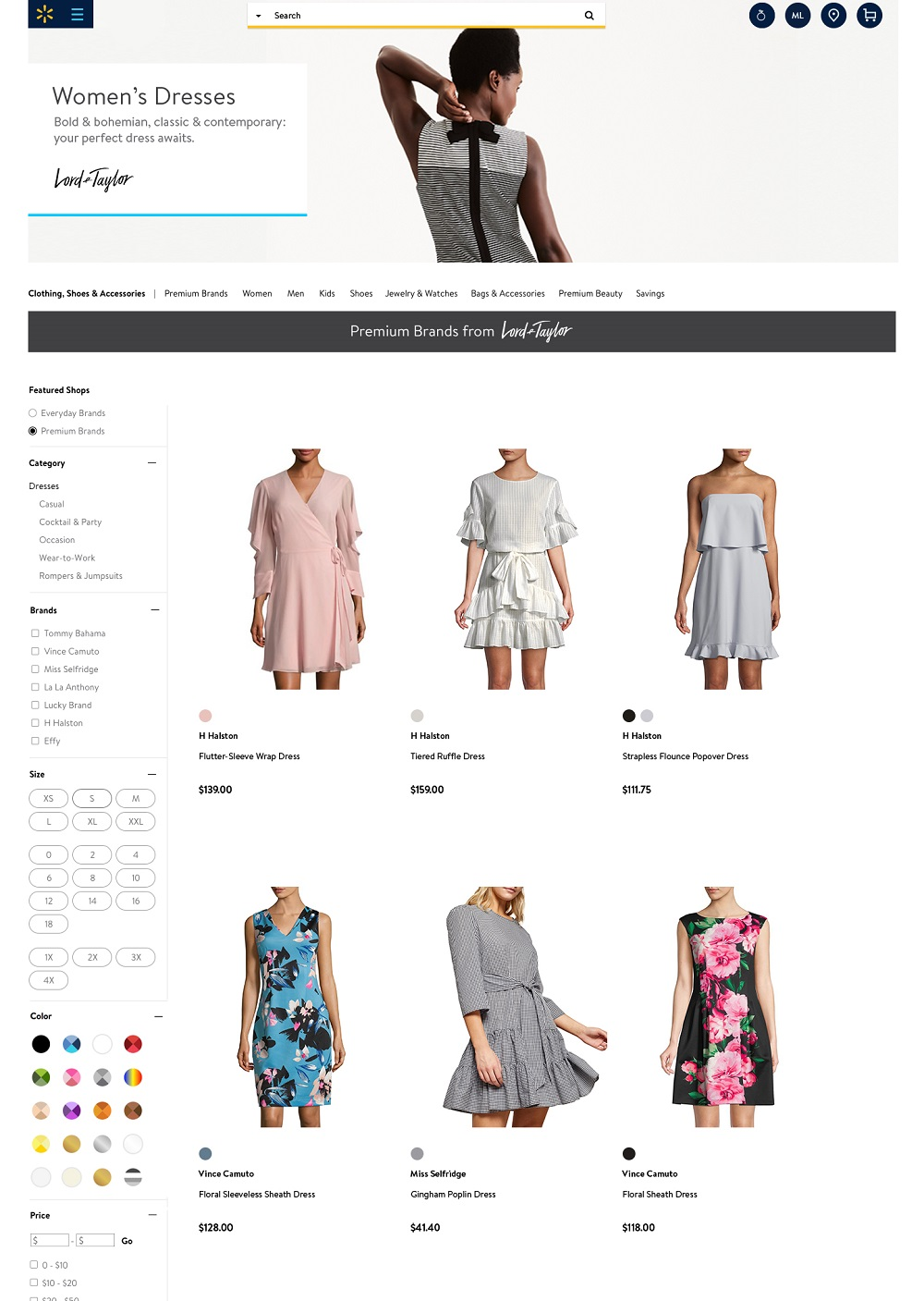 Lord & Taylor Set to Debut in Walmart.com\'s New Fashion Destination ...