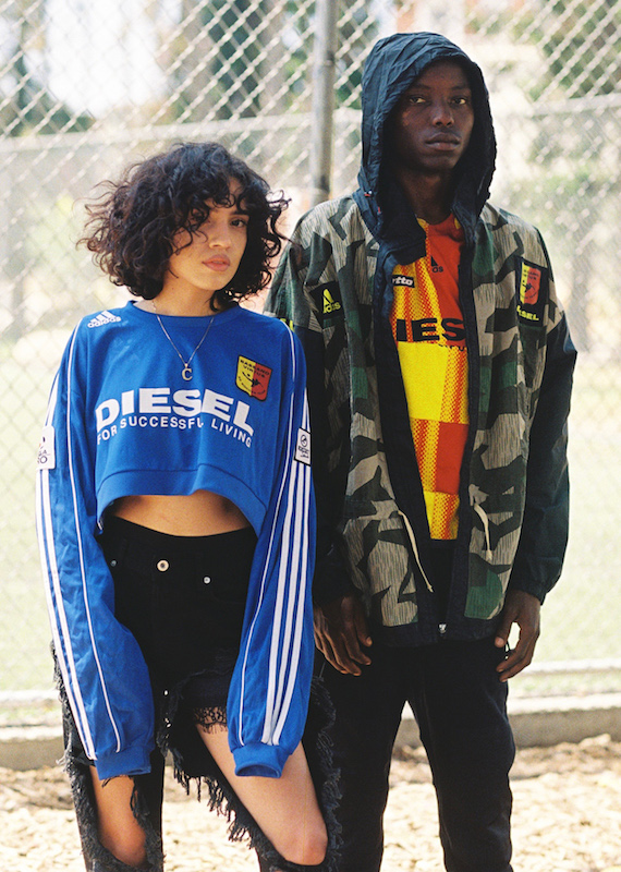Diesel Teams with RCNSTRCT for a