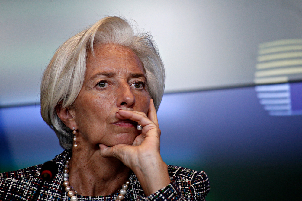 IMF, Christine Lagarde