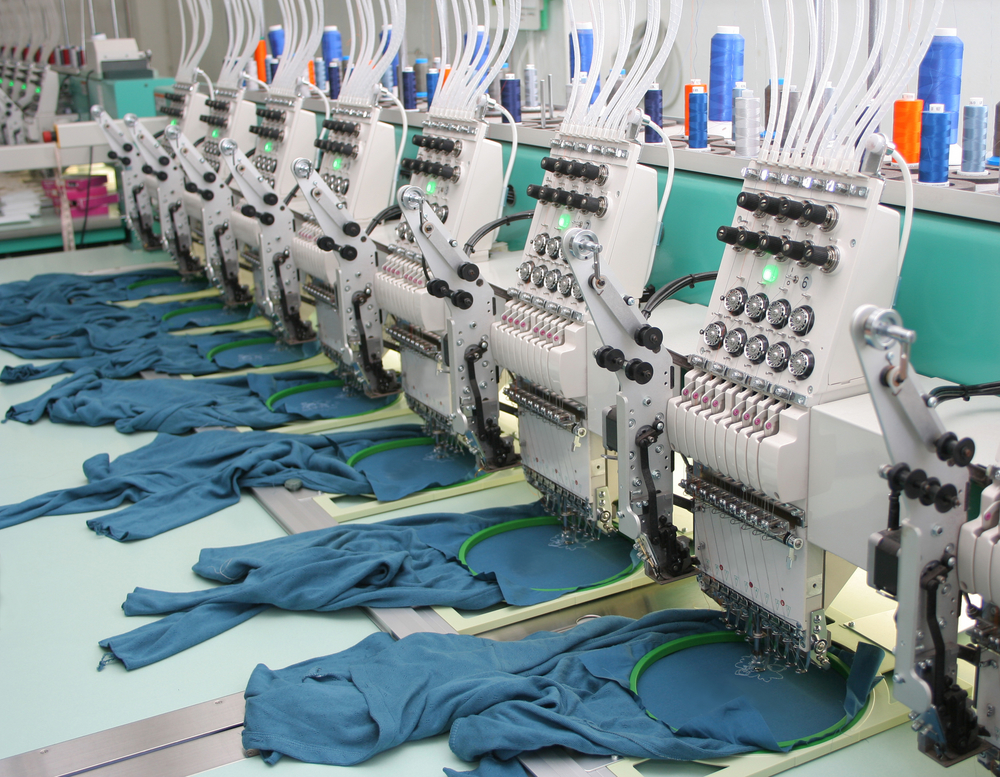 apparel factory
