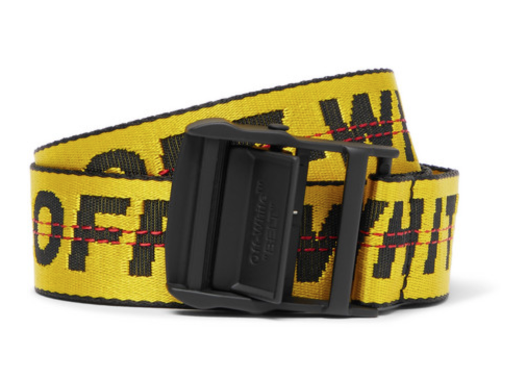 Off-White belt