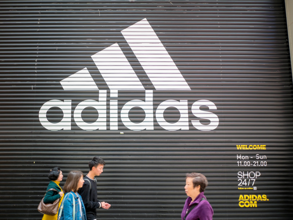Adidas suffered a data breach that compromised customer login and password info, but is not thought to have exposed credit card details.