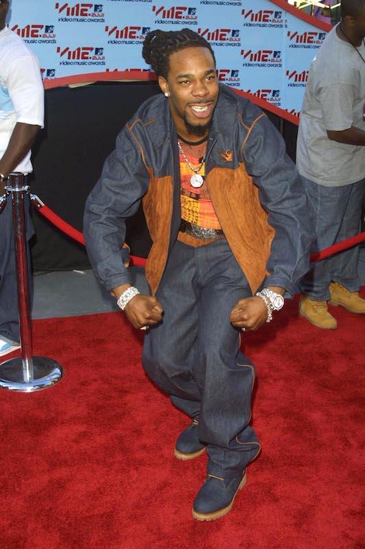 Busta Rhymes in2001