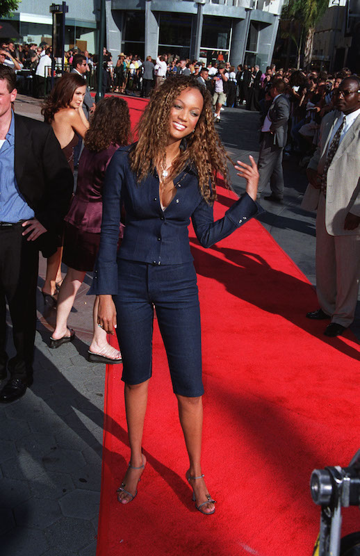 Tyra Banks in1998
