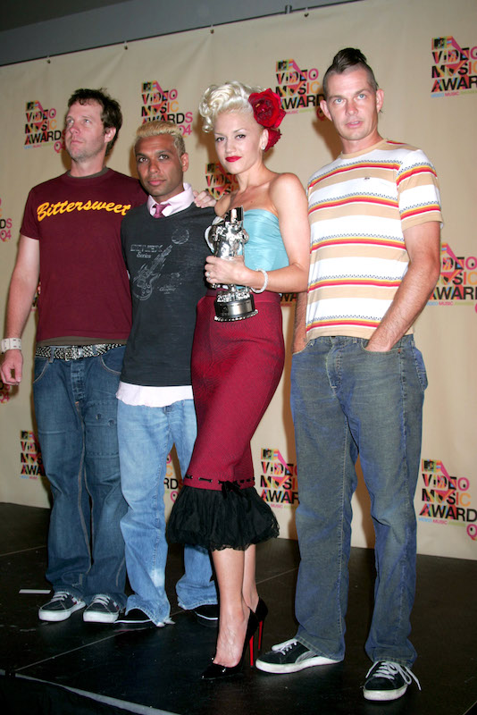 No Doubt in 2004