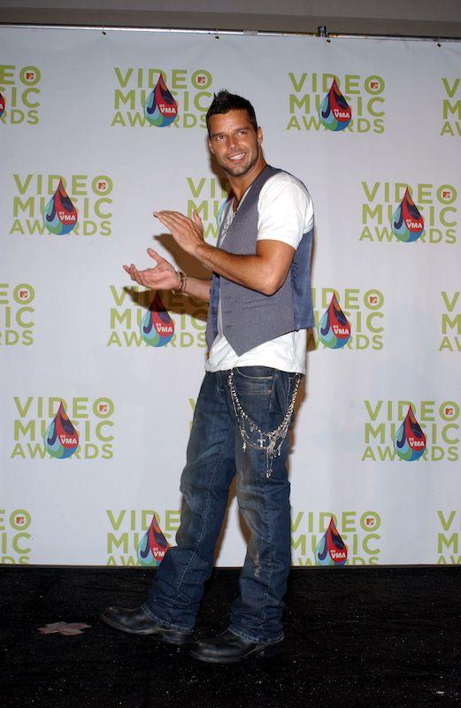 Ricky Martin in2005