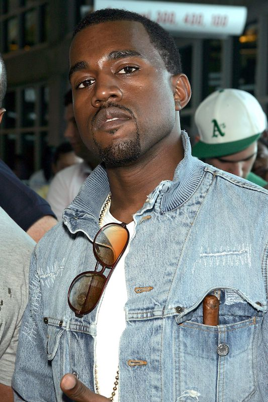 Kanye West in 2005