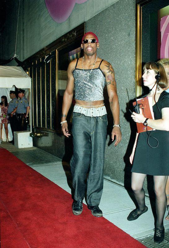 Dennis Rodman in 1995