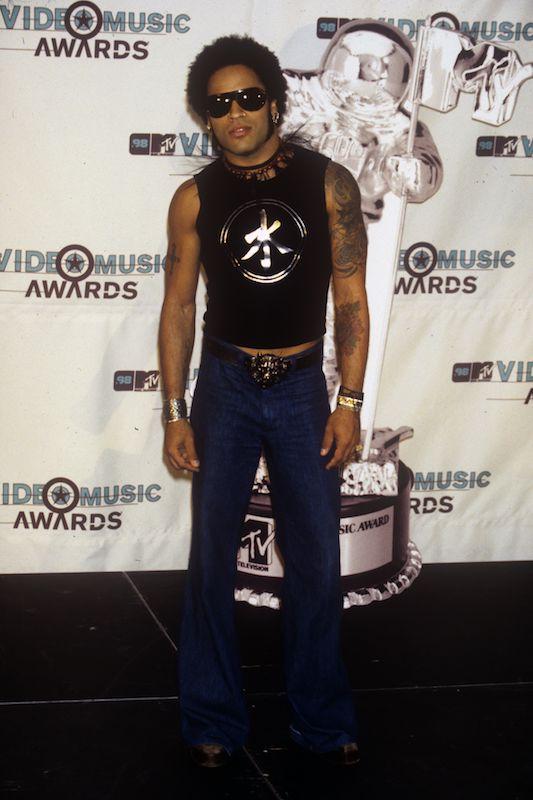 Lenny Kravitz in 1998