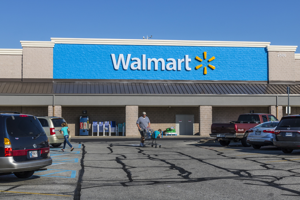 Walmart signed a five-year agreement to use Microsoft technology to transform its business.