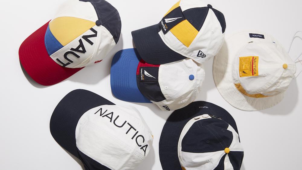 Nautica Teams with New Era for a Nostalgic '90s Cap