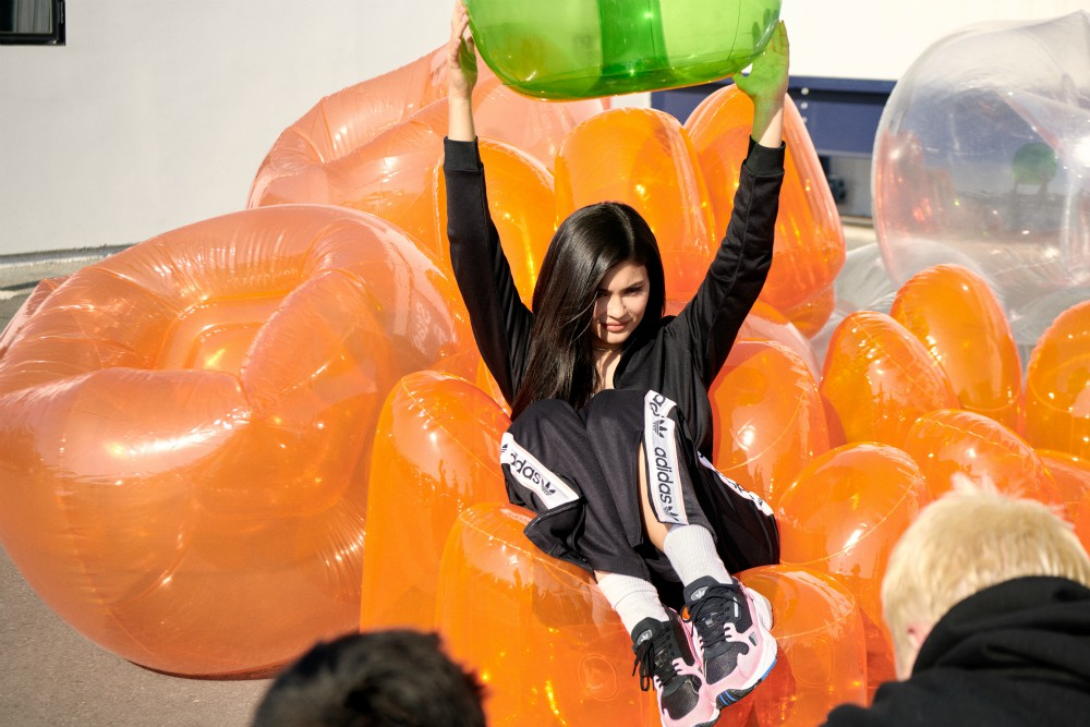 It will be interesting to see how new brand ambassador Kylie Jenner helps sales of Adidas Originals shoes, which have played a starring role in the streetwear scene.