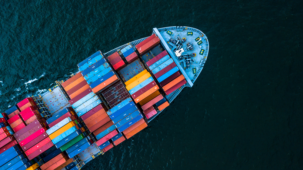 IBM and Maersk's Joint blockchain platform, dubbed TradeLens, is designed to bring trust and transparency into the global shipping industry.