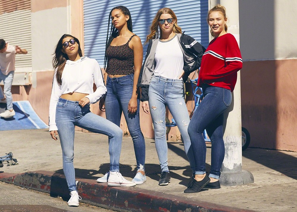Denim Proves Ageless, as Next-Gen Jeans Score for Teen