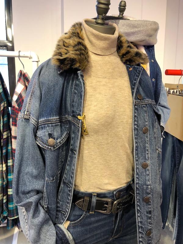 Women's jean jackets