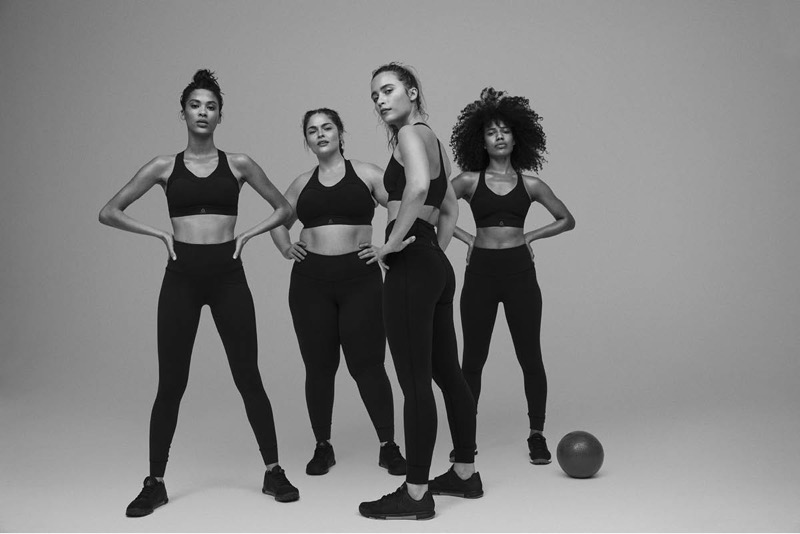 """The minimalist design of the bra may seem deceiving when you first hold it, but you should not confuse this for lack of support or technology. Every single detail is intentional and directly informed by years of our testing and research,"" Danielle Witek, senior innovation apparel designer at Reebok, said."