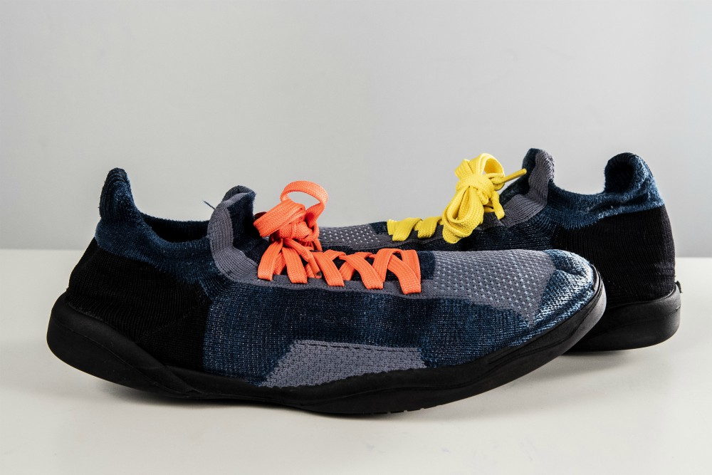 The companies expanded their partnership into footwear with this creative comfort shoe.