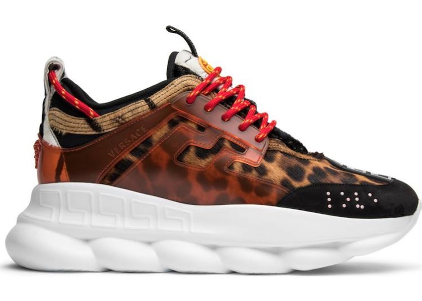 3. Versace x 2 Chainz Chain Reaction 'Spotted'