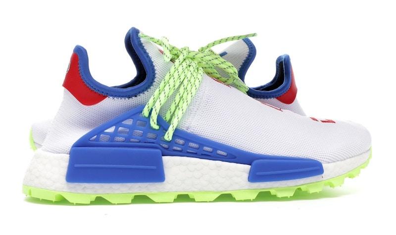 2. Adidas x Pharrell x 'N.E.R.D' Hu NMD 'Homecoming