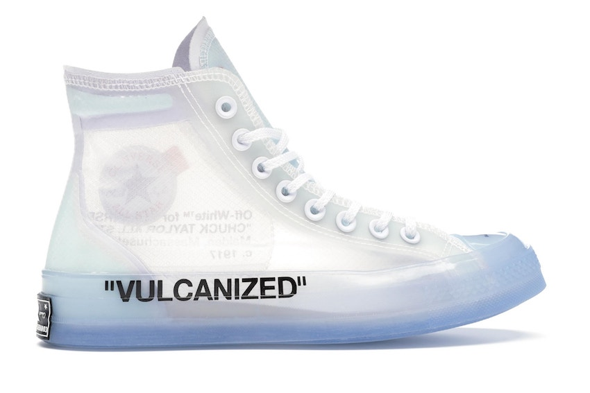 10. Converse x Off-White Chuck Taylor All-Star