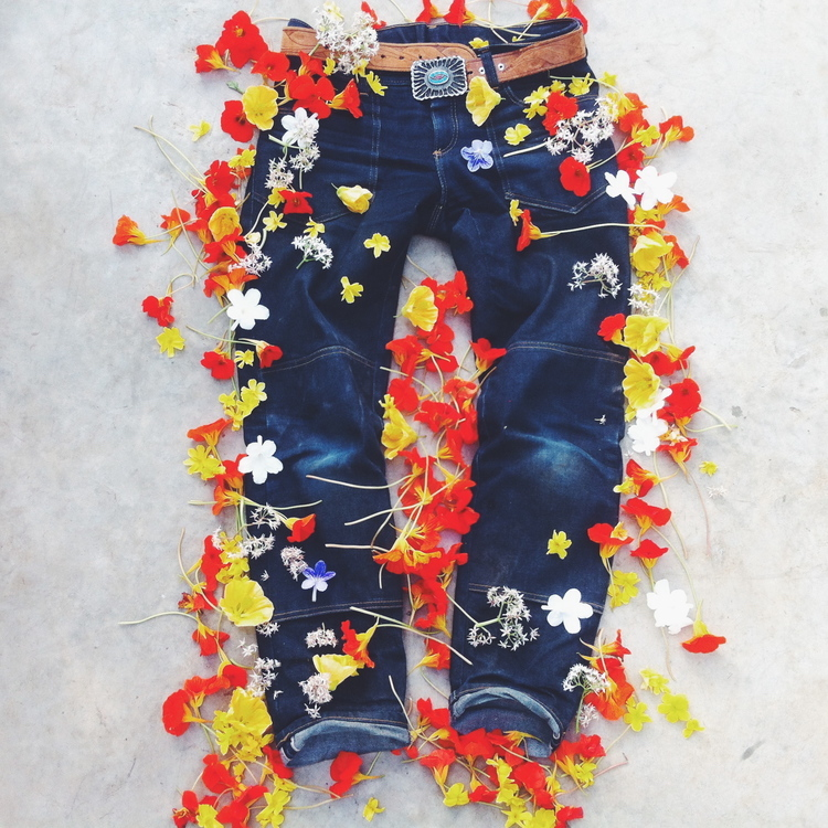 Gamine jeans
