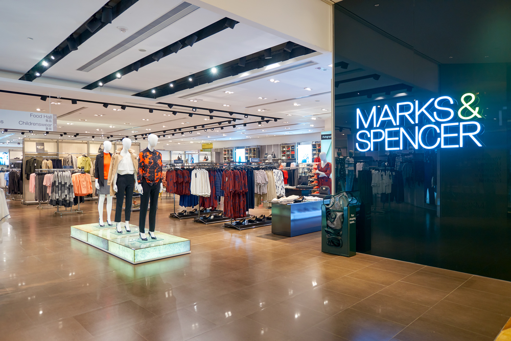Encouraged by Results, M&S Expands First Insight Partnership