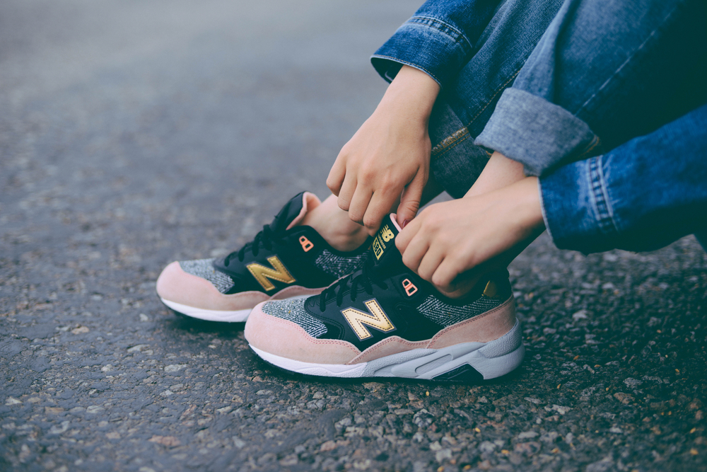 New Balance is using artificial intelligence, algorithms, computer vision and machine learning to spot exceptions to street style trends during New York Fashion Week.