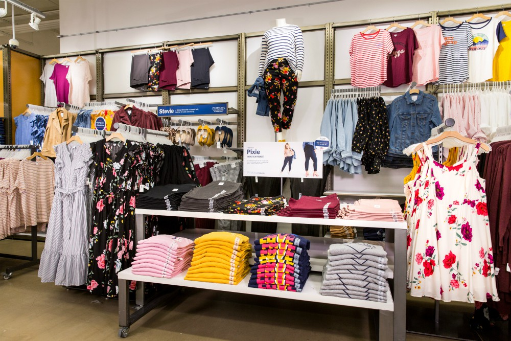 Old Navy is bringing plus sizes back into select stores.