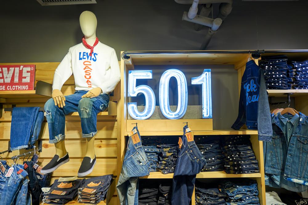 Levi's store