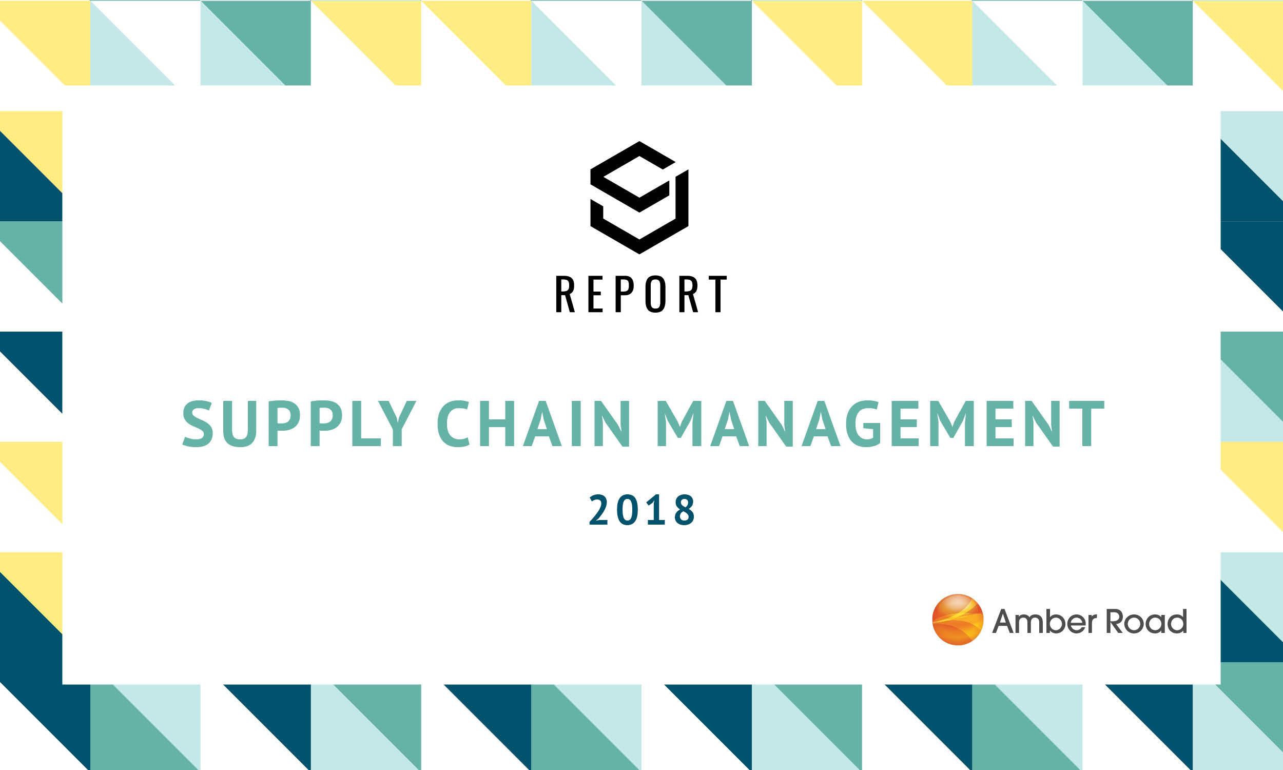 SJ Report: Supply Chain Management