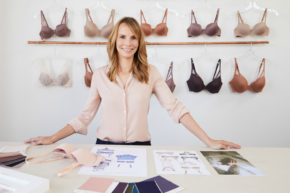 Co-founder Heidi Zak told attendees at the WWD Digital Forum in New York City on Sept. 13, that she founded the brand to solve her own in-between bra sizing problem, creating popular half-cup options in the process.