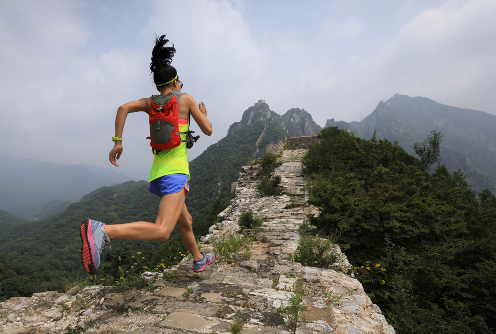 Growth in China's outdoor apparel and gear market is slowing.