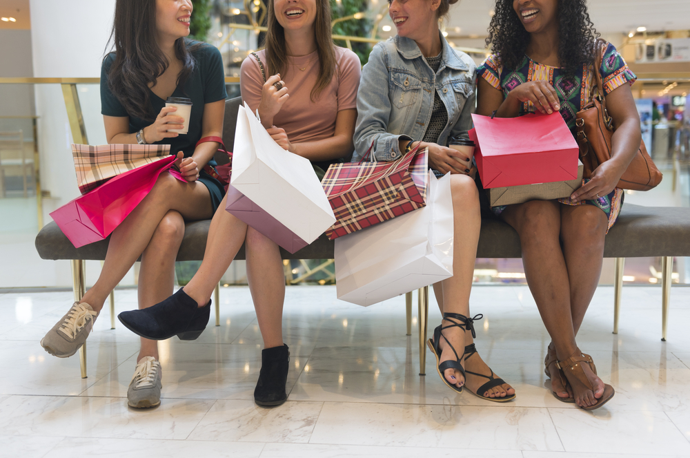Only one third of consumers are happy when entering a store to shop.